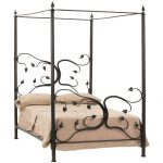 Metal Bed Frame Twin Inspired