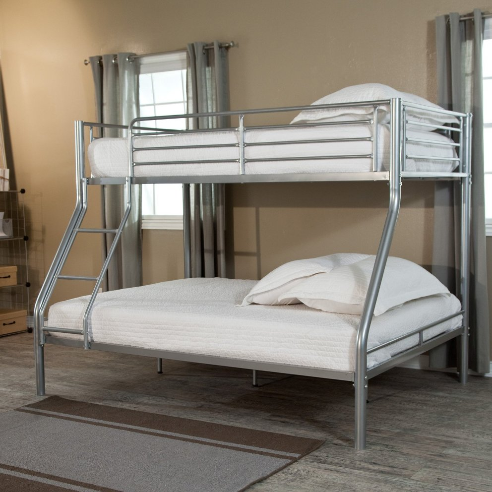 Image of: Metal Bed Frame Twin Style