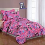 Pink Twin Bed Comforter Sets
