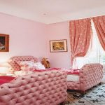 Pink Twin Bed Headboards and Frames