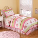 Simple Girl Twin Bedding