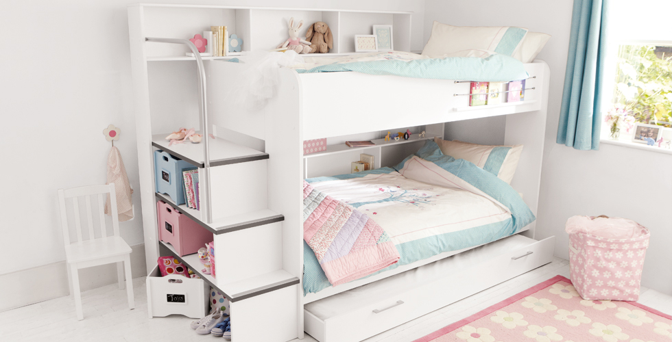 Image of: Stylish Bunk Beds for Teens