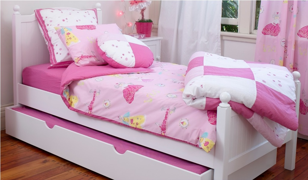 Teen Girl Beds with Trundle