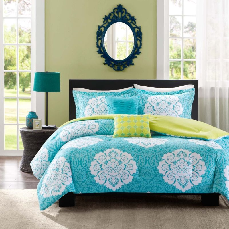 Image of: Teen Twin Bedding Blue