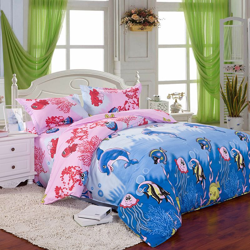 Image of: Teen Twin Bedding Decoration