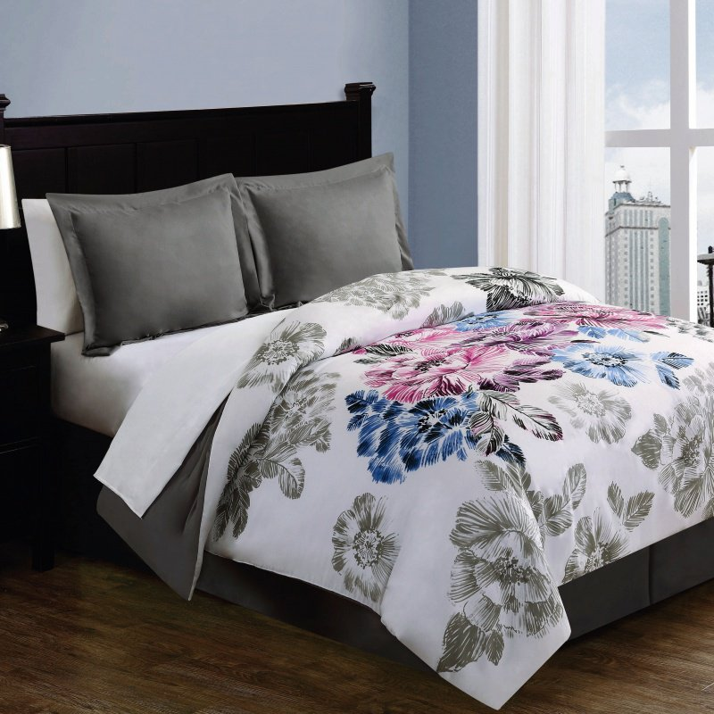 Image of: Twin Bed Comforter Sets Contemporary