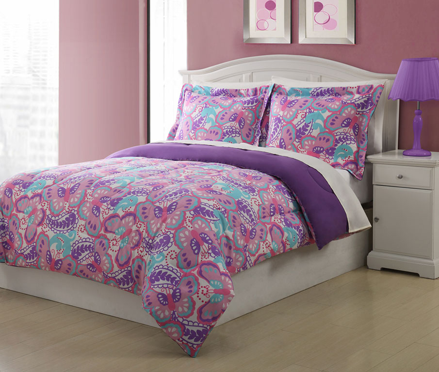Image of: Twin Bed Comforter Sets for Adults