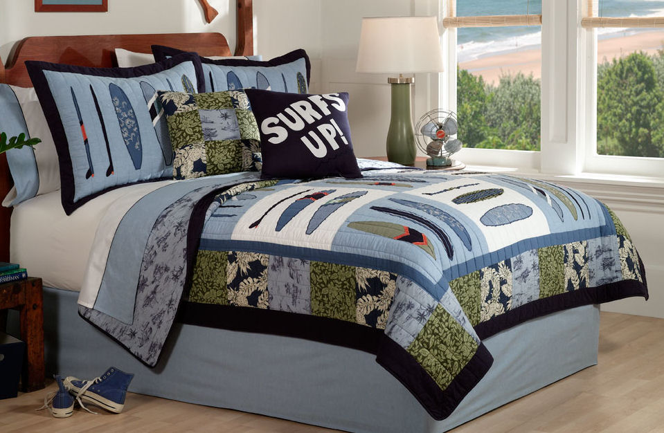 Image of: Twin Bed Comforter Sets for Boy