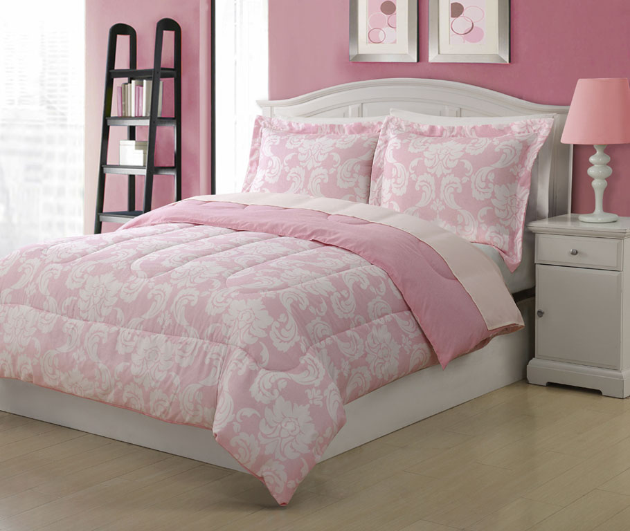 Image of: Twin Bed Comforter Sets for Girl