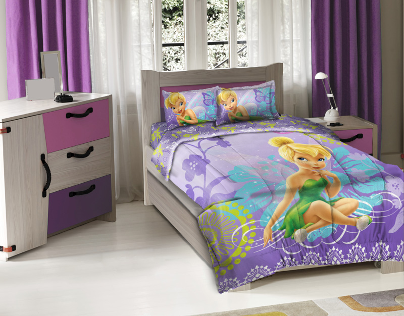 Image of: Twin Bed Comforter Sets for Kids
