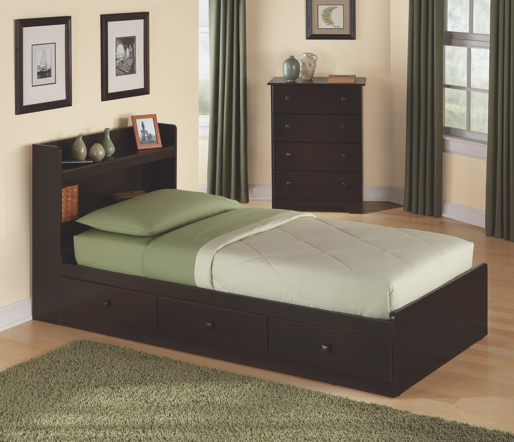 Image of: Twin Bed Headboard and Footboard Plans