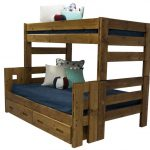 Twin Bed with Storage Drawers Design
