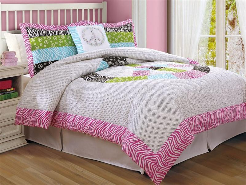 Unique Color Teen Bedding Sets