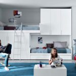 White Bunk Beds for Teens
