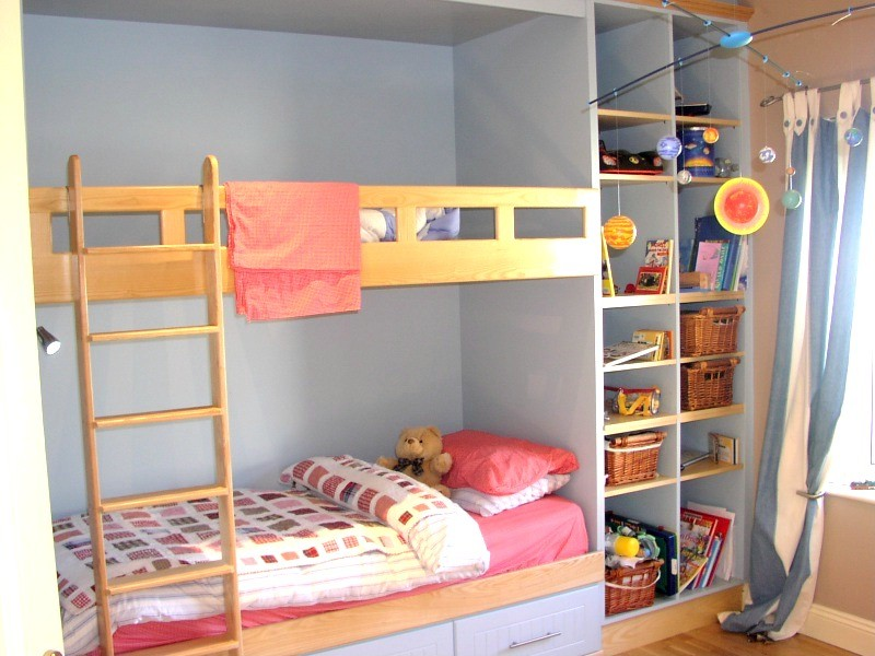Image of: Affordable Bunk Beds for Kids