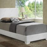 Andover Mills Twin Upholstered Bed