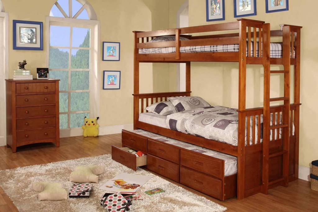 Image of: Awesome Bunk Beds Ideas