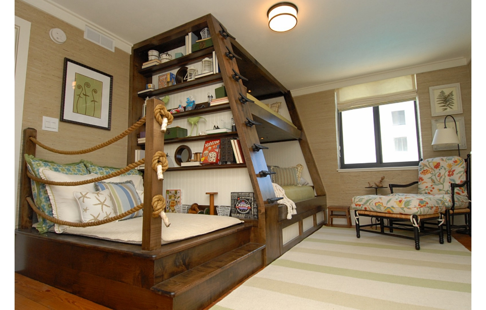 Image of: Best Awesome Bunk Beds