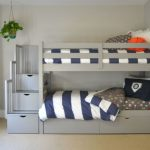 Boy Bunk Beds Set