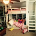 Built In Bunk Beds Dimensions