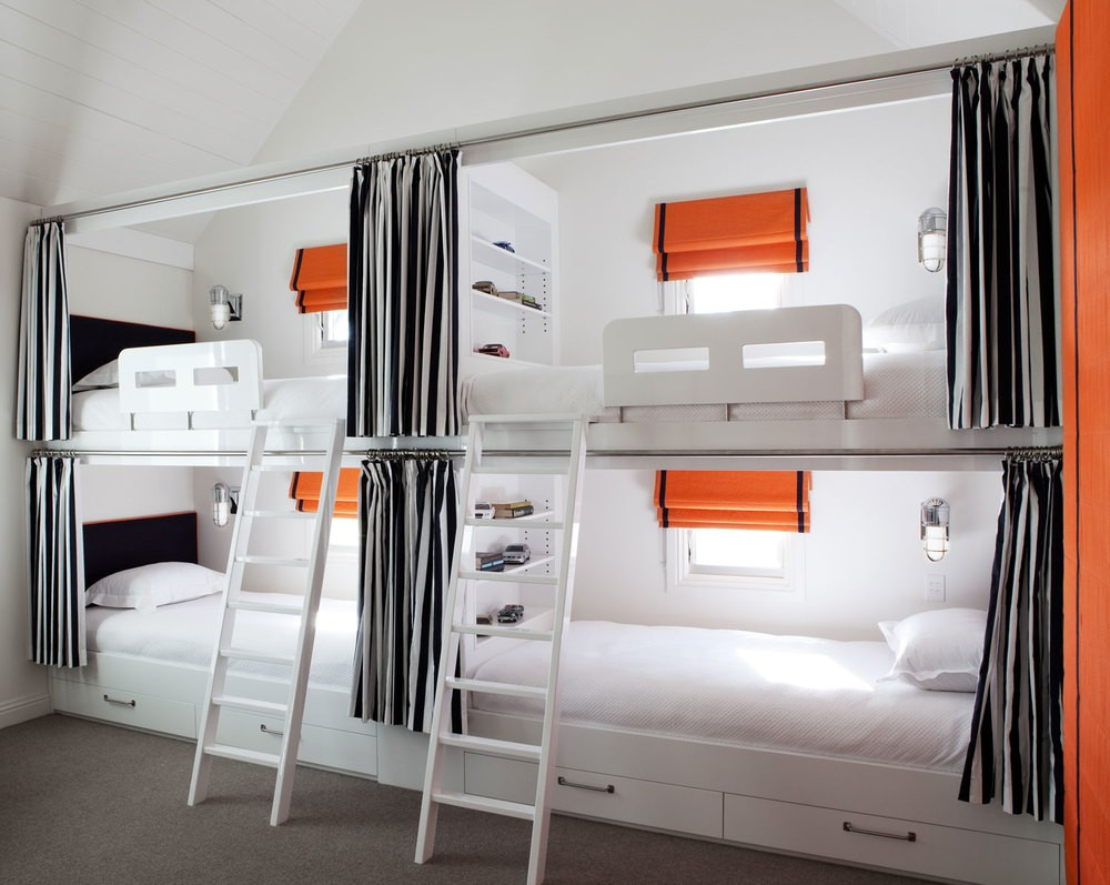 Image of: Bunk Beds With Stairs Ideas