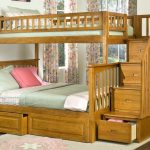Bunk Beds with Drawers for Stairs