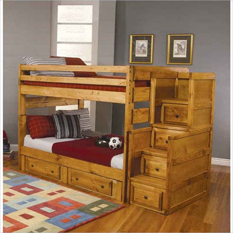 DIY Awesome Bunk Beds