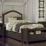 Diva Upholstered Twin Bed