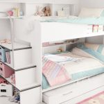 Girls Bunk Beds Decor