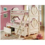 Girls Bunk Beds Ideas