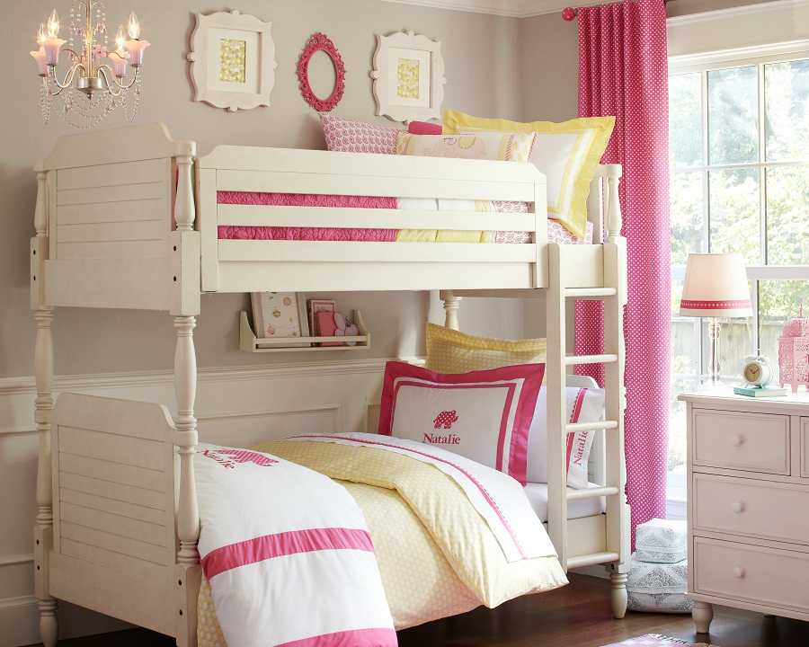 Image of: Gorgeous Pottery Barn Loft Bed