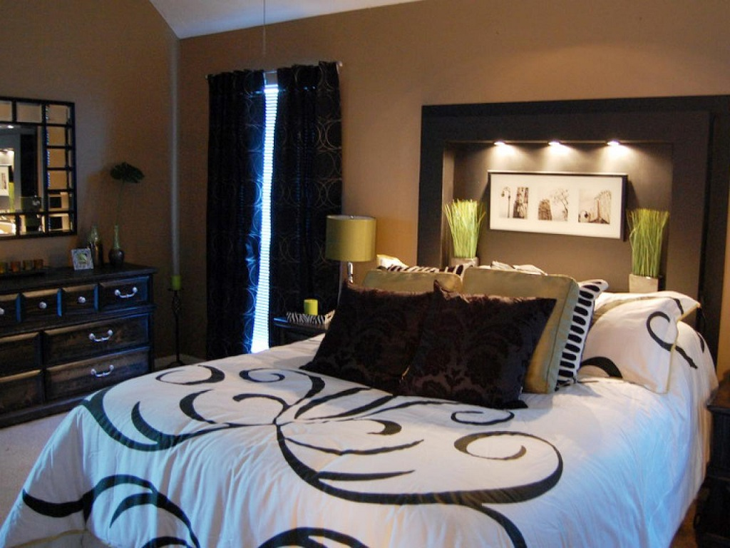 Image of: Headboard Zen Bedrooms