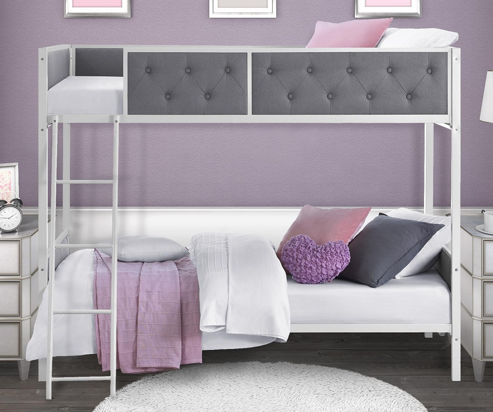 Image of: Low Height Bunk Beds Design