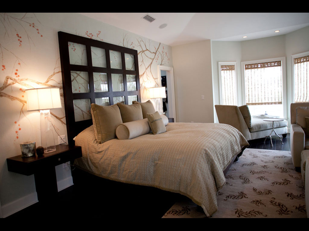 Image of: Master Zen Bedrooms Ideas