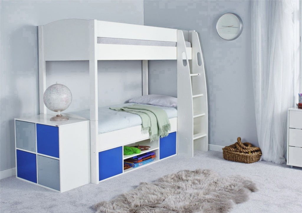 Image of: New Storage Bunk Beds