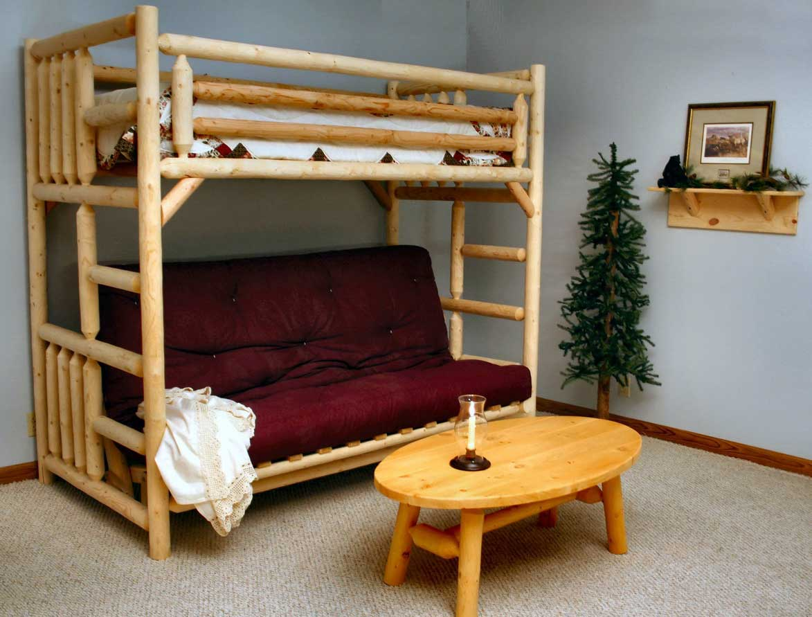Image of: Nice Awesome Bunk Beds Style