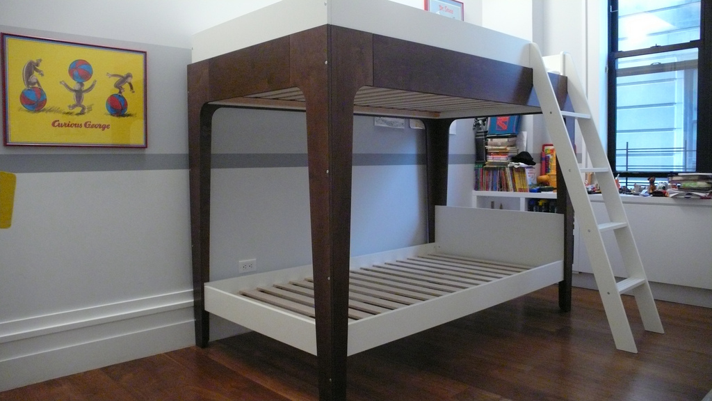 Image of: Oeuf Perch Bunk Bed Ideas