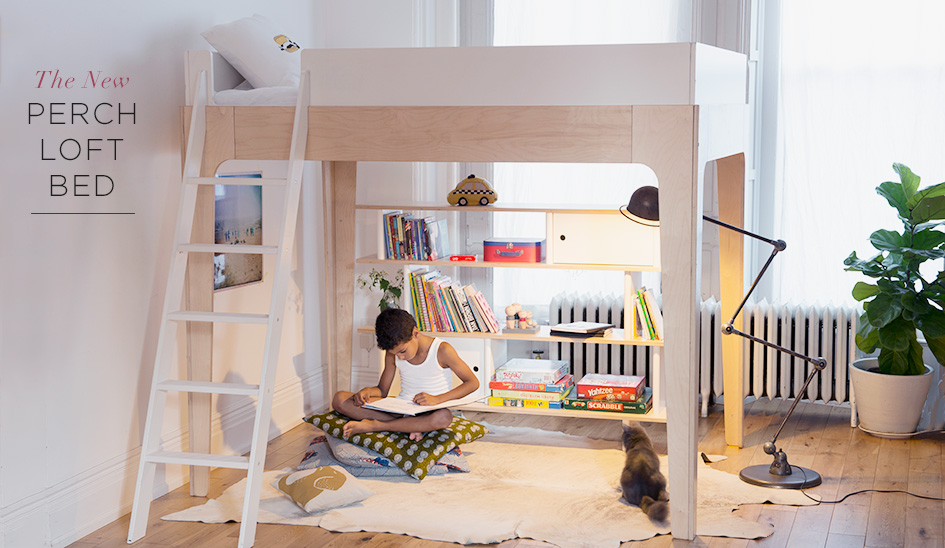 Image of: Perch Oeuf Bunk Bed