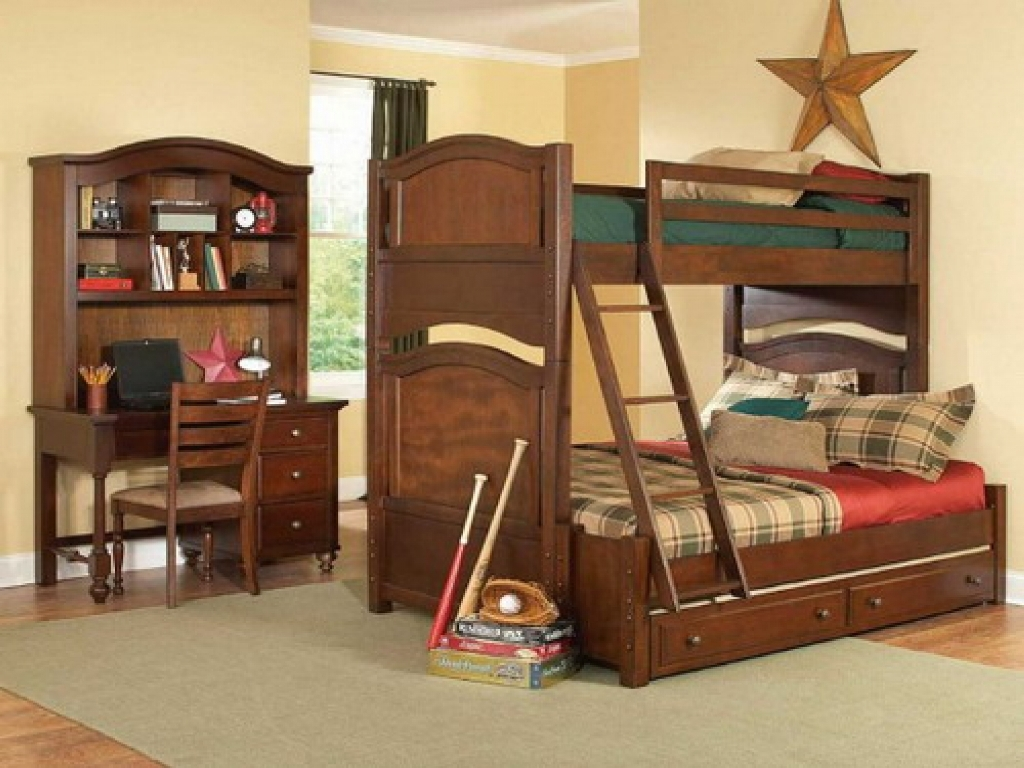 Image of: Popular Awesome Bunk Beds