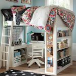 Pretty Kids Loft Beds With Desk