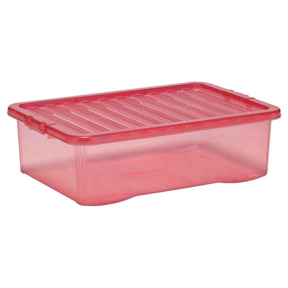 Image of: Small Underbed Storage Box