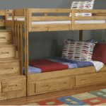 Stairway Bunk Beds With Storages