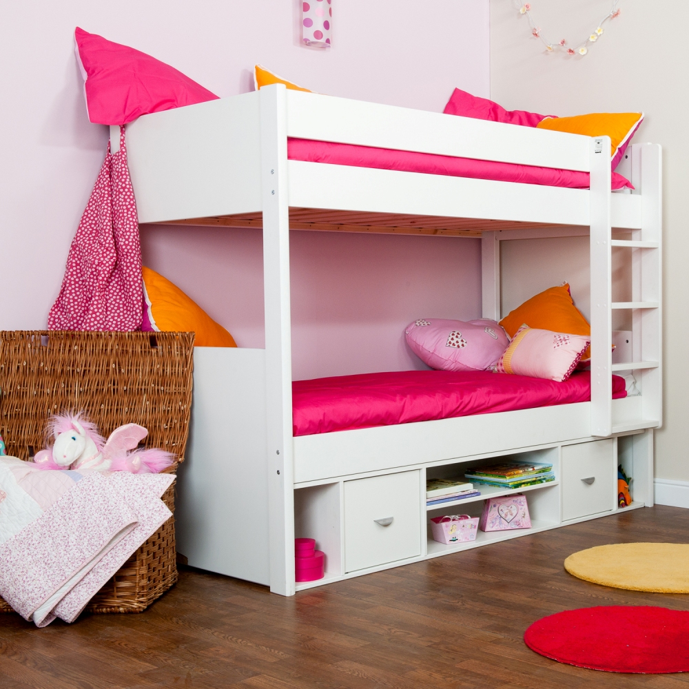 Image of: Storage Bunk Beds Image