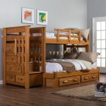 Style Bunk Beds With Storage