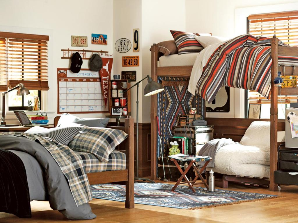 Image of: Top Awesome Bunk Beds