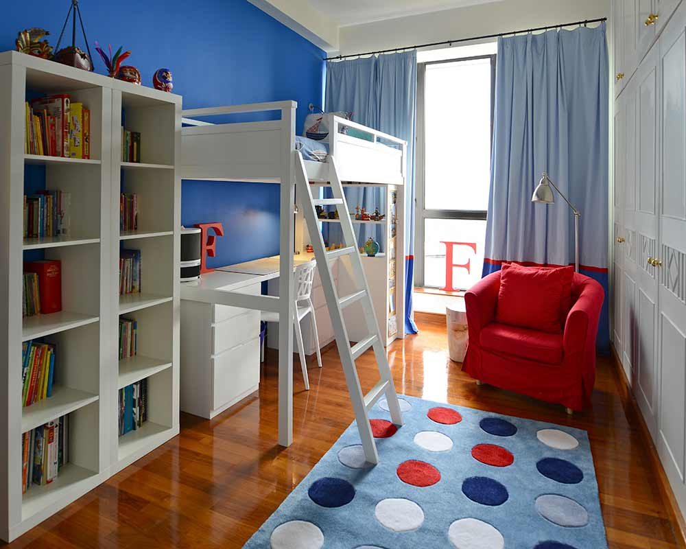 Top Kids Loft Beds With Desk