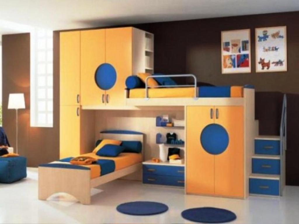 Twin Boy Bunk Beds