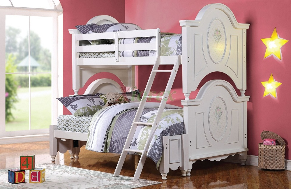 Twin Girls Bunk Beds
