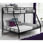 Twin Over Full Loft Bed Metal