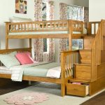 Twin Over Full Loft Bed Wood